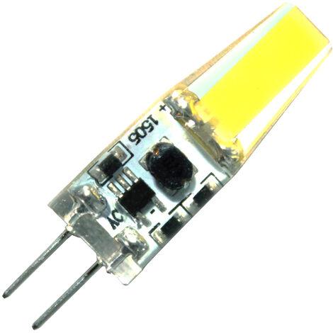 Lámpara Led COB G4 2,2W 160Lm 6500°K (Electro DH 81.589/DIA)