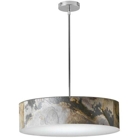 Lámpara LED Colgante Ercle 50W Blanco Frío 5500K - 6000K
