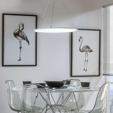 Lámpara LED Colgante Magnus 36W Blanco