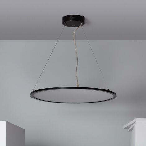 Lámpara LED Colgante Magnus 36W Negro