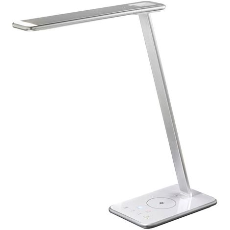 Lámpara LED con cargador inalámbrico cm 0 PERENZ 6360 B