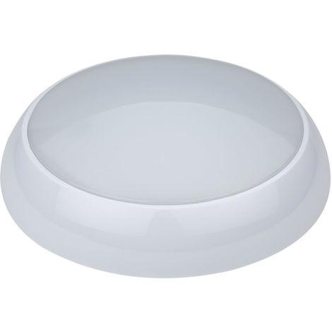 Luz de seguridad LED permanente de 18W - Bajo consumo