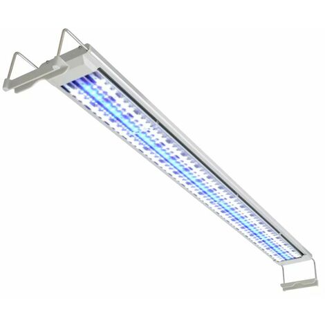 Lampara LED de acuario 100-110 cm aluminio IP67