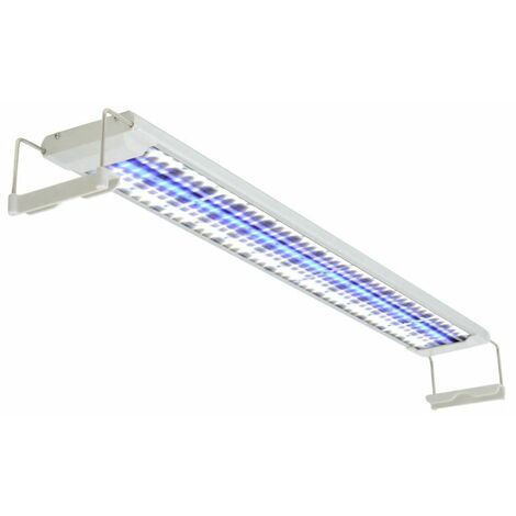 Lampara LED de acuario 80-90 cm aluminio IP67