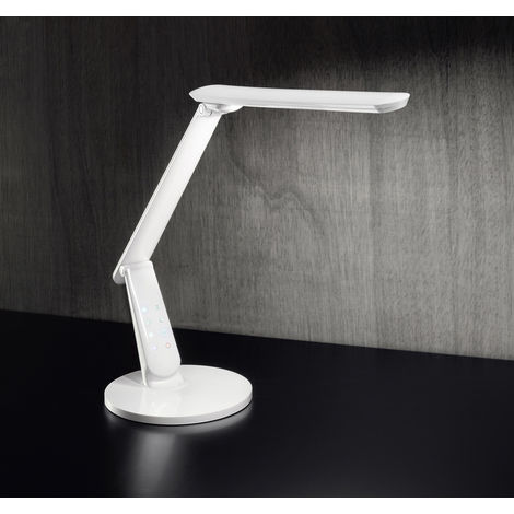 Lámpara LED de sobremesa con soporte usb cm 0 PERENZ 6224 B