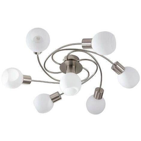 Lámpara LED de techo Ciala con diseño armonioso