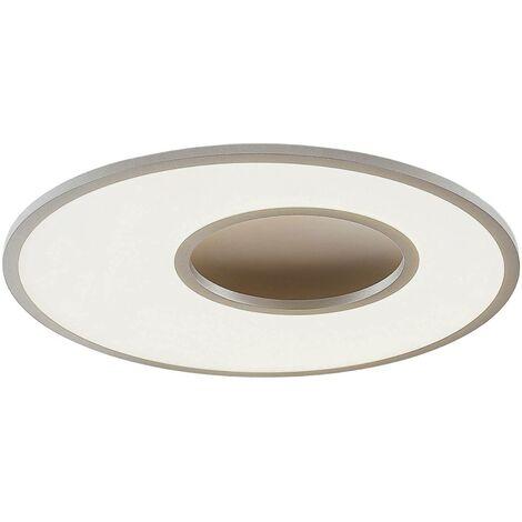 Lámpara LED de techo Durun, CCT, redonda, 60 cm