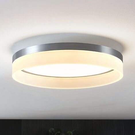 Lámpara LED de techo Jessica con forma circular