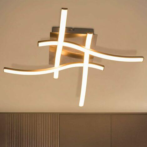 Lámpara LED de Techo Luz de Techo Decoración Creativa para Dormitorio Salón Comedor Habitación