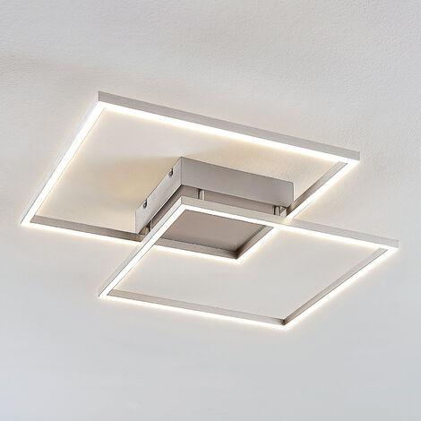 Lámpara LED de techo Mirac con diseño interesante
