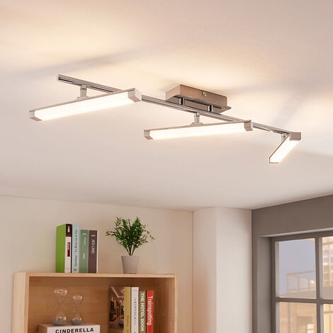 Lámpara LED de techo Pilou atenuable