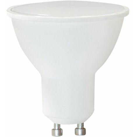 LAMPARA LED DICROICA GU10 7W 3.000K PLAS