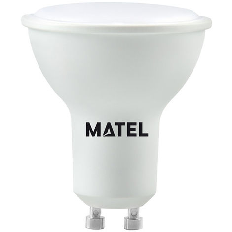 LAMPARA LED DICROICA GU10 LF - MATEL - 5 W - 21783..