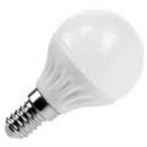 LAMPARA LED E14 ESFERICA .5 W 6000K DIA