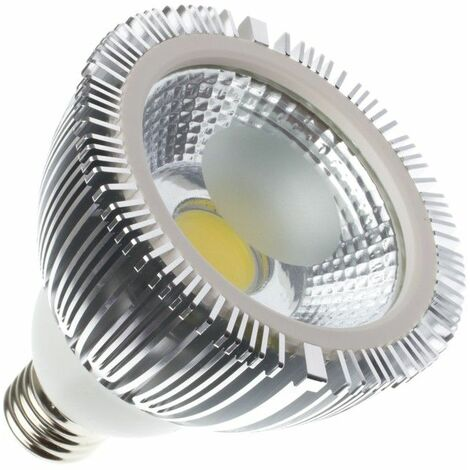 Lámpara LED E27 PAR30 COB 7W