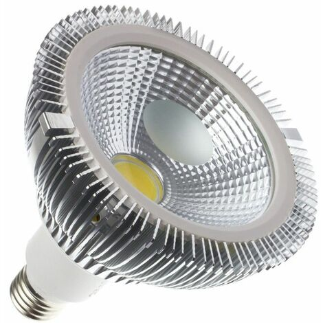 Lámpara LED E27 PAR38 COB 12W