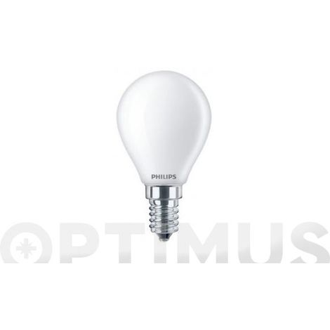 LAMPARA LED ESFERICA CRISTAL MATE