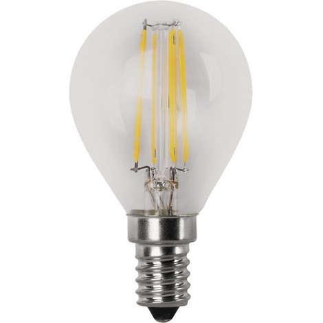 Lampara Led Esferica Filamento E27 Calida 4 W - MATEL - 23168..