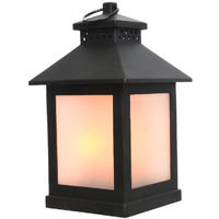 LAMPARA LED FLAMA INTERIOR