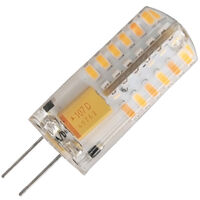 Lámpara Led G4 2W 12V 3200°K 165Lm (Spectrum WOJ13842)