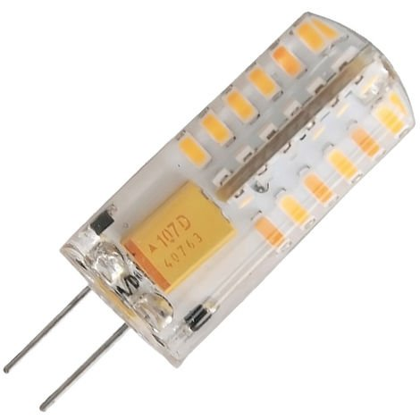 Lámpara Led G4 2W 12V 6500°K 165Lm (Spectrum WOJ13843)
