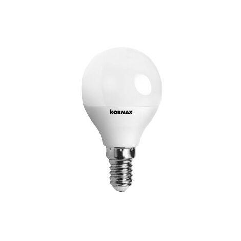 Lampara led g45-5w-e14 esferica luz calida 3000