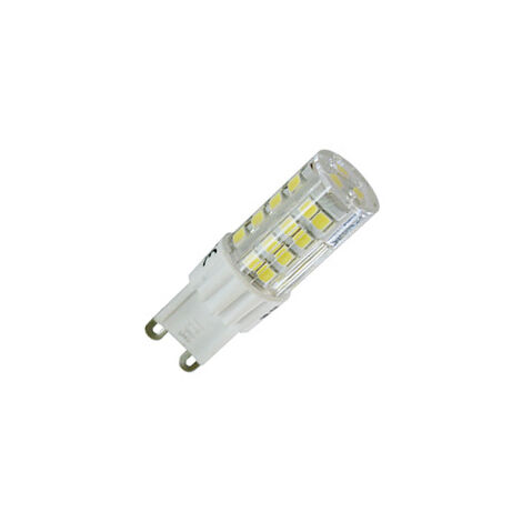 Lámpara Led G9 5W 6500°K 400Lm 18x54mm. (Electro DH 81.586/5/DIA)
