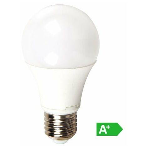 Lámpara led globo A60 E27 7W 200° regulable