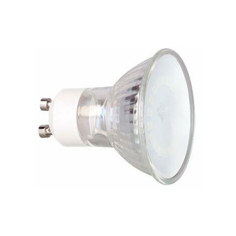 LAMPARA LED GU10 CRISTAL 5W 3000K 120º