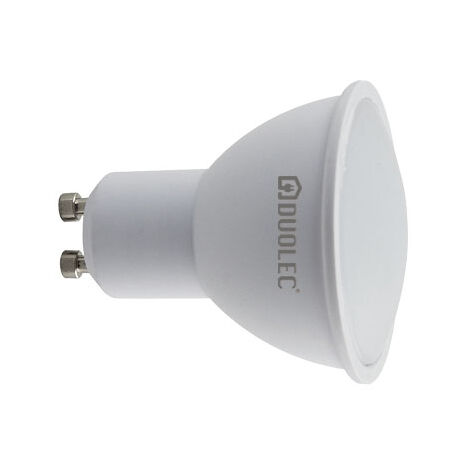 LAMPARA LED GU10 REGUL. 6,5W 3000K 120º