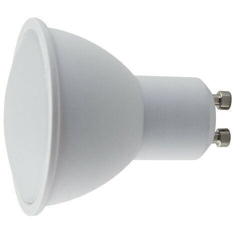 LAMPARA LED GU10 REGULABLE 6,5W 3000K 120º