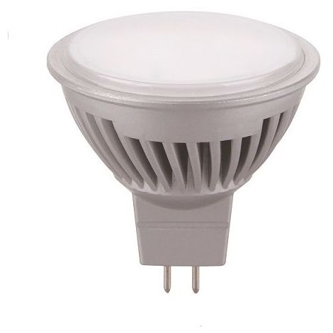 Lampara LED GU5.3 MR16 12V Luz Calida 7W