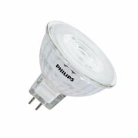 Lámpara LED GU5.3 MR16 12V Regulable PHILIPS SpotVLE 36º 5.5W Blanco Neutro 4000K