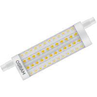 Lámpara Led Lineal R7S 15W 2700°K 118x29mm. (Osram 4058075811614) (Blíster)