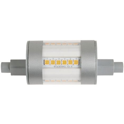 LAMPARA LED LINEAL R7S 78 MM 950LM 6500K