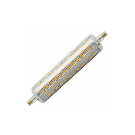 Lámpara LED lineal R7S 8.5W 118mm regulable