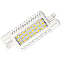 Lámpara Led Lineal R7s 9W 3000°K 826Lm 48x118mm. (B&F 141L1231L)