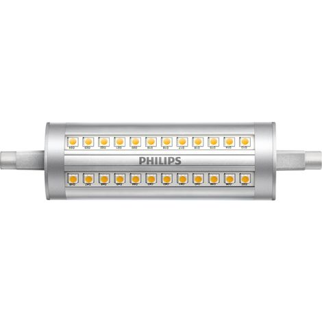 LAMPARA LED LINEAL REGULABLE 117MM