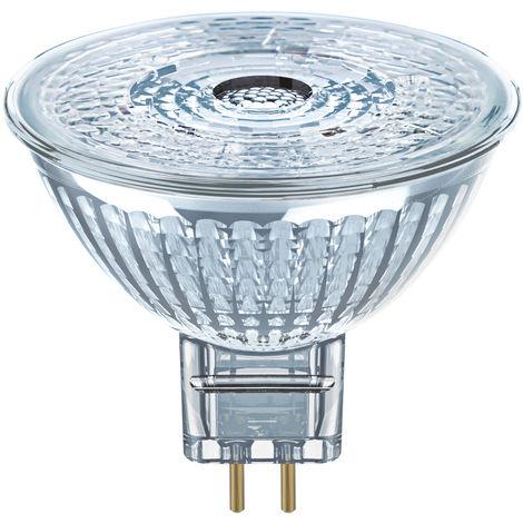 Lámpara Led MR16 GU5,3 4,6W 2700°K 350Lm 36° (Osram 4052899957770)