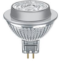 Lámpara Led MR16 GU5,3 7,2W 2700°K 49x62mm. (Osram 4052899957817)