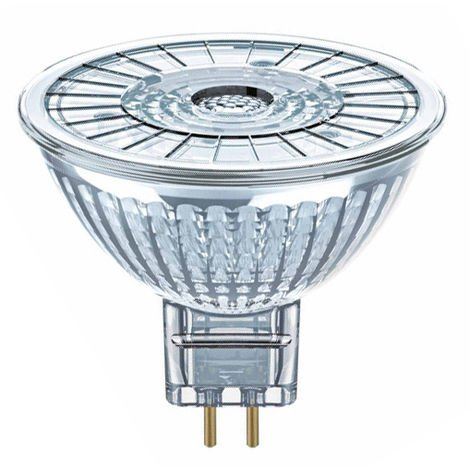 Lámpara Led MR16 GU5,3 7,2W 2700°K 621Lm 36° (Osram 4052899957794) (Blíster)