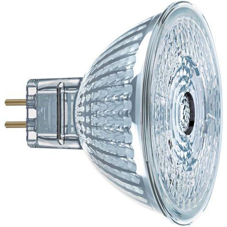 Lámpara Led MR16 GU5,3 7,2W 2700°K 621Lm 36° (Osram 4052899957794) (Blíster)