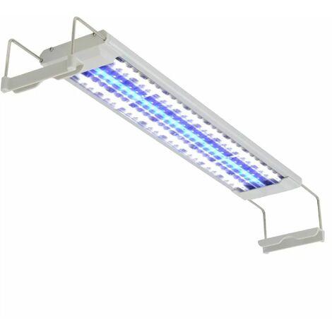 Lampara LED para acuario 50-60 cm cm aluminio IP67