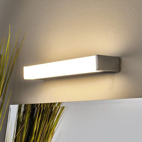 Lámpara LED para espejo Philippa angular 32cm