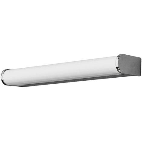 Lámpara LED para espejo Philippa semicircular 32cm