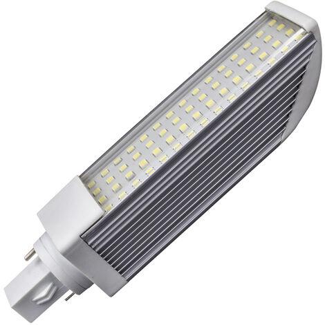 Lámpara Led PL 2 pins G24 11W 4200°K 870Lm 120° 35x160mm. (GSC 2001195)