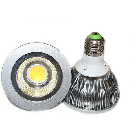 Lámpara LED profesional PAR30 E27 12W LED