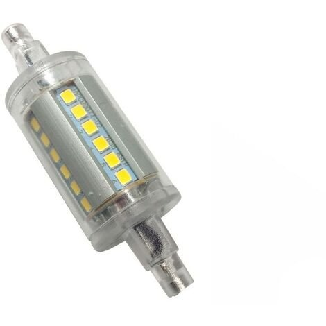 Lámpara Led R7S 360º 5W EDM -Disponible en varias versiones
