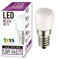 LAMPARA LED RE E14 220V 1.5W 3.000K