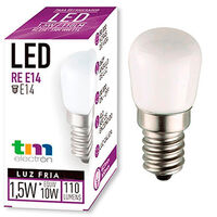 LAMPARA LED RE E14 220V 1.5W 5.000K